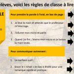 Les règles de la classe virtuelle